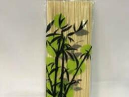 Палочки для шашлыка 25см (бамбук) 100шт