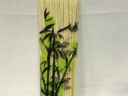 Палочки для шашлыка 30см (бамбук) 100шт