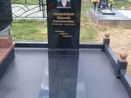 Памятник из гранита №1 Акция!!!