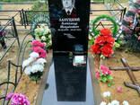Памятник из гранита №1 Акция!!! - фото 3