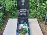 Памятник из гранита №1 Акция!!! - фото 9