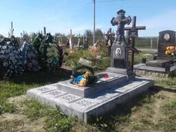"""Памятник """"Крест Православный"""""""
