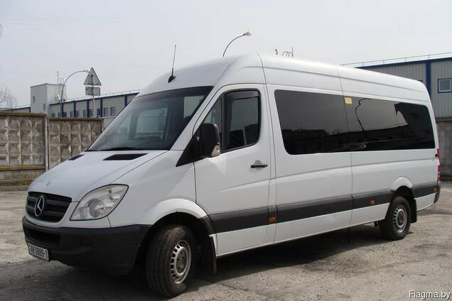 Пассажирские перевозки, аренда микроавтобуса
