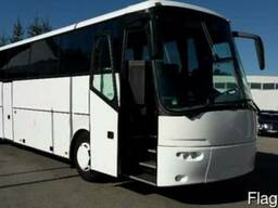 Пассажирские перевозки автобусами еврокласса !