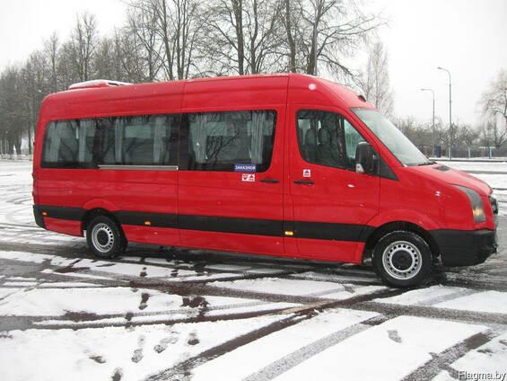 Пассажирские перевозки бизнес-класса Барановичи