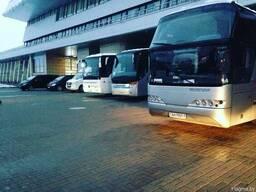 Пассажирские перевозки по Беларуси, России, Европе