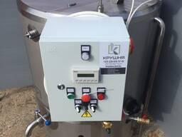 Пастеризатор молока 1000 литров