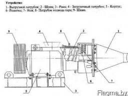 Пастоприготовительная машина МТК-15П
