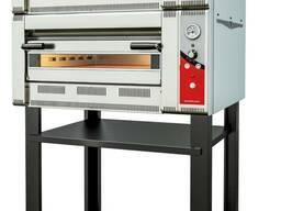 Печь для пиццы (Двухкамерная, газовая)