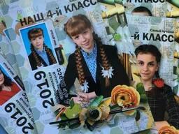 """Печать фотоальбомов """"Выпускник"""""""
