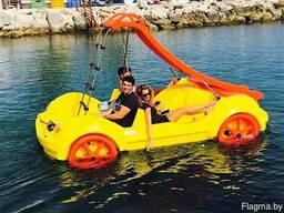 Pedal Boats, Boats, kayaks
