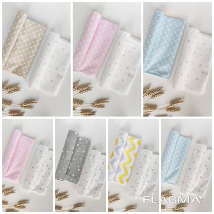 Пеленки для новорожденных оптом от производителя