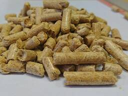 Пеллеты (топливные гранулы) ЗАБУДОВА