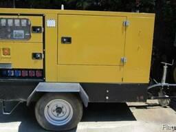 Передвижной дизельный генератор Gesan DPS20 в прокат
