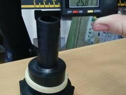 Переходник с еврокуба на шланг 25 диаметр
