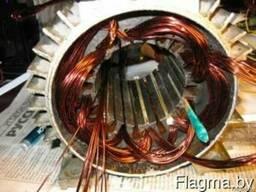 Перемотка электродвигателей