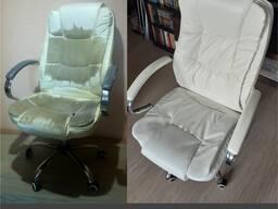Перетяжка и ремонт офисной мебелт