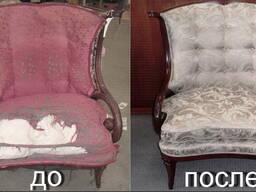 Перетяжка мебели в Минске любой сложности