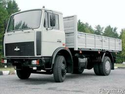 Перевозка грузов бортовик открытый 10 т
