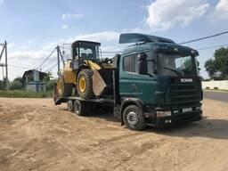 Эвакуация. Перевозка техники и грузов в Солигорске.