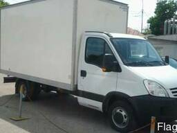 Перевозка грузов максимально быстро и качественно куда угодн