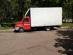 Перевозка грузов. Переезды. Вывоз мусора. Грузчики