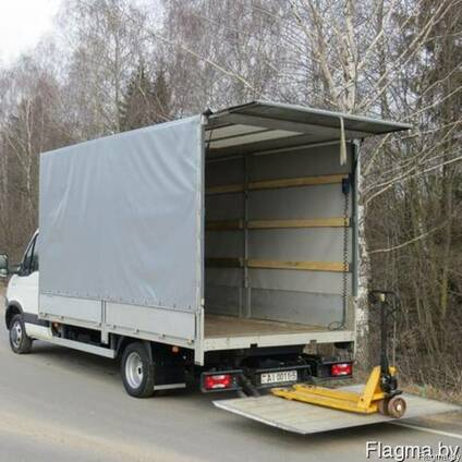 Перевозка грузов в Сочи