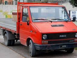 Перевозка грузов весом до 1.5 тн длиной до 6м.