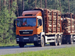 Перевозка лесоматериалов