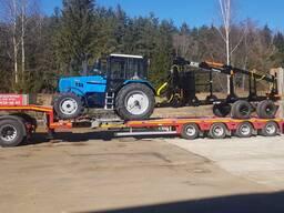 Перевозка машины транспортно-погрузочной лесной МТПЛ