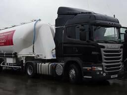 Перевозка мелкосыпучих грузов