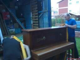 Перевозка пианино, рояля.