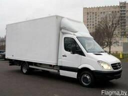 Перевозка различных грузов 2т. 20м. куб. РБ, РФ