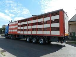 Перевозка скота или свиней