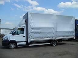Перевозка строительных материалов длинной до 7.5 мет