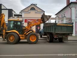 Перевозки грузов самосвалом и бортовым автомобилем