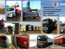 Перевозки сыпучих грузов