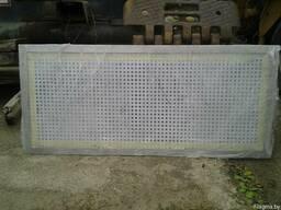 Экраны для батарей, радиаторов перфорированные из нержавейки