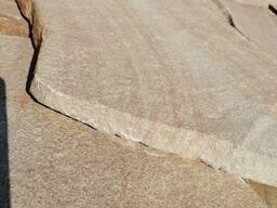 Песчаник бежевый 2 см.