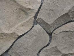 Песчаник Фонтанка Серо-Зеленый