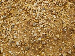 Песчано-гравийная/ гранитная смесь