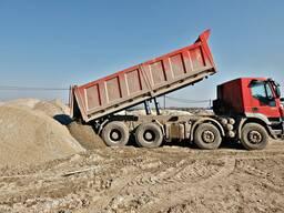 Песок, гравий, щебень, грунт
