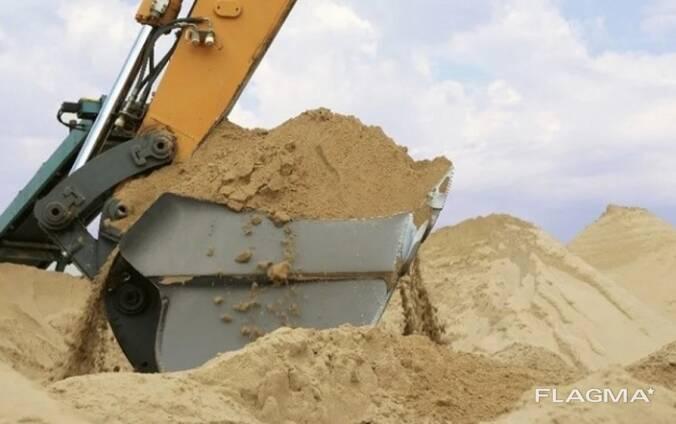 Песок Гравий щебень пгс торф чернозём Асфальтогранулят бетон раствор