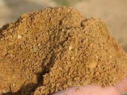 Песок первого класса