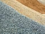 Песок ПГС гравий щебень камень грунт торф с доставкой - фото 1