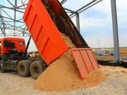 Песок с доставкой в Минске и по области