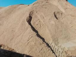 Песок, щебень, ПГС. Доставка самосвалом.