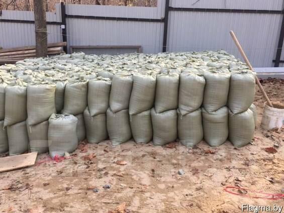 песок для бетона в мешках купить
