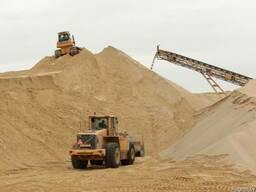 Песок Жодино. 10, 20, 25, 40 тонн.
