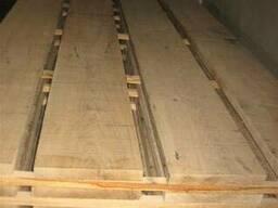 Дуб пиломатериал необрезной 32мм и 52мм